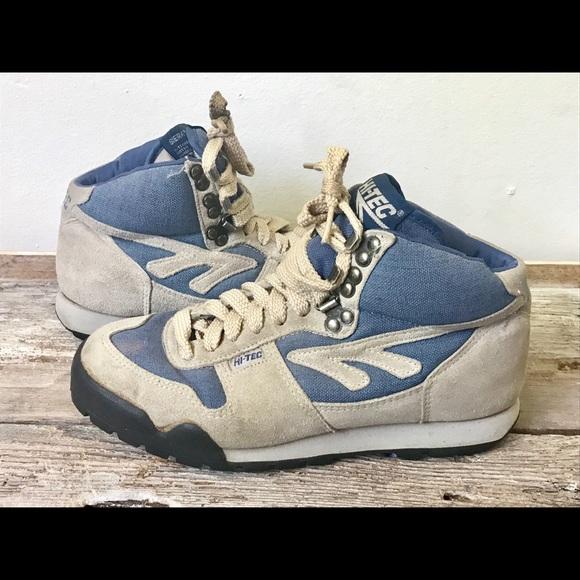 luxury aesthetic hot-selling clearance good looking Vintage women's hi tec Sierra lite hiking boots